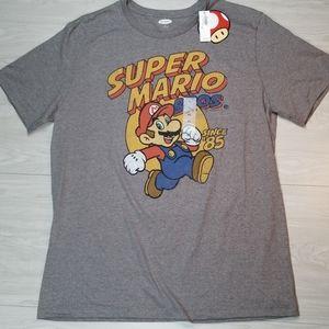Men's Super Mario Shirt